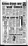 Sunday Life Sunday 01 January 1989 Page 4