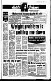 Sunday Life Sunday 01 January 1989 Page 21