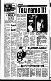 Sunday Life Sunday 22 January 1989 Page 18