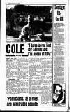 Sunday Life Sunday 22 January 1989 Page 22