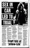 Sunday Life Sunday 05 February 1989 Page 14