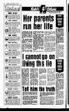 Sunday Life Sunday 19 February 1989 Page 18