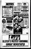 Sunday Life Sunday 19 February 1989 Page 37