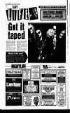 Sunday Life Sunday 26 February 1989 Page 22