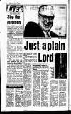 Sunday Life Sunday 12 March 1989 Page 10