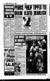 Sunday Life Sunday 02 January 2000 Page 14