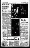 Bray People Friday 16 December 1988 Page 14