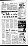 Bray People Friday 20 January 1989 Page 6
