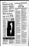 Bray People Friday 31 March 1989 Page 14