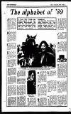 Bray People Friday 05 January 1990 Page 10