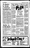 Bray People Friday 05 January 1990 Page 16