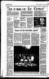 Bray People Friday 05 January 1990 Page 34