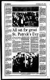 Bray People Friday 16 March 1990 Page 12