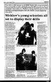 Bray People Friday 01 January 1993 Page 14