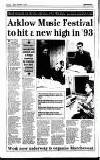 Bray People Friday 01 January 1993 Page 25