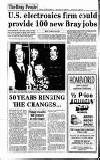 Bray People Friday 08 January 1993 Page 28