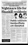 Bray People Friday 22 January 1993 Page 12