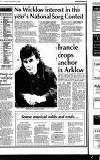 Bray People Friday 22 January 1993 Page 30