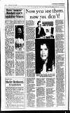 Bray People Friday 23 July 1993 Page 6