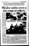 Bray People Friday 07 January 1994 Page 14