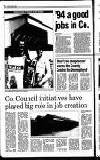 Bray People Friday 06 January 1995 Page 12