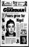 Gorey Guardian Wednesday 08 March 2000 Page 1