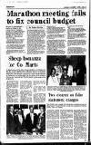 Wexford People Thursday 01 December 1988 Page 10