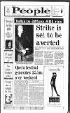 Wexford People Thursday 01 November 1990 Page 1