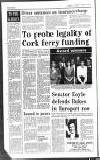 Wexford People Thursday 01 November 1990 Page 38