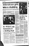 Wexford People Thursday 01 November 1990 Page 58