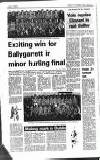 Wexford People Thursday 08 November 1990 Page 58