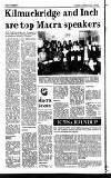 Wexford People Thursday 02 January 1992 Page 14