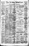 Airdrie & Coatbridge Advertiser Saturday 21 October 1899 Page 1