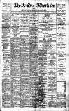 Airdrie & Coatbridge Advertiser Saturday 17 February 1900 Page 1