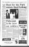 Enniscorthy Guardian Thursday 01 November 1990 Page 32