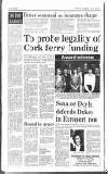 Enniscorthy Guardian Thursday 01 November 1990 Page 38