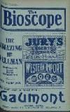 The Bioscope Thursday 22 April 1915 Page 1