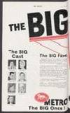 THE The BIG Cast