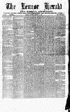 Lennox Herald Saturday 26 December 1885 Page 1