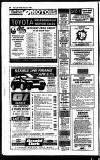 Lennox Herald Friday 05 January 1990 Page 14