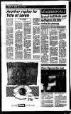 Lennox Herald Friday 19 January 1990 Page 24