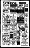 Lennox Herald Friday 19 January 1990 Page 34