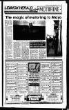 The Lennox Herald, September 21, 1990 29.• LENNOX HERAL mann CONTACT AILEEN STEPHENSON ON DUMBAR ON 42299 The magic of