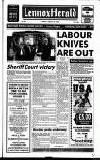 Lennox Herald Friday 22 January 1993 Page 1