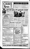 Lennox Herald Friday 22 January 1993 Page 6