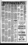 Lennox Herald Friday 12 January 1996 Page 25