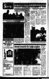 Lennox Herald Friday 01 March 1996 Page 22