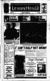 Lennox Herald Friday 22 March 1996 Page 1