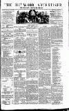 Heywood Advertiser Saturday 26 January 1856 Page 1