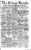 Orkney Herald, and Weekly Advertiser and Gazette for the Orkney & Zetland Islands Wednesday 30 July 1919 Page 1
